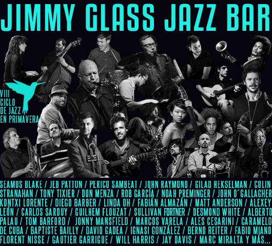 VIII Ciclo Primavera Jimmy GlassB