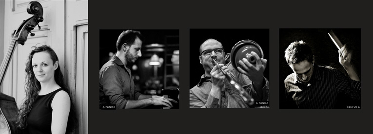 Andrea Fraenzel Quartet