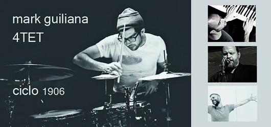 14 abril Mark Guiliana Quartet