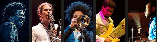 19 julio Alexey León Quintet Cuban Connection en Jimmy Glass Jazz2