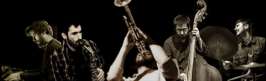 22 julio Pepe Zaragoza Quintet en Jimmy Glass Jazz
