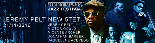 Jeremy pelt new quintet en vi festival jimmy glass