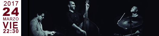 24 mar asensio trio en Jimmy Glass