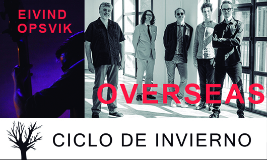 8 marzo Eivind Opsvik Overseas at Jimmy Glass Jazz