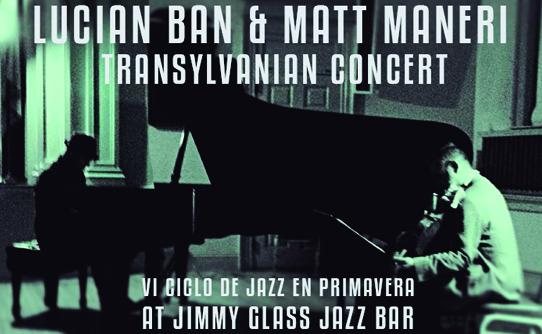 Lucian Ban & Matt Maneri