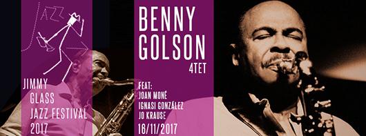 16 nov Benny Golson