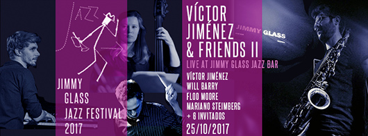 25 oct víctor jiménez & friends