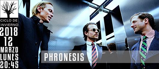 12 marzo phronesis