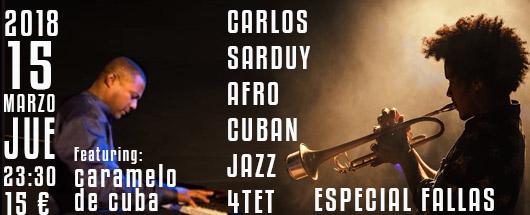 15 marzo CARLOS SARDUY