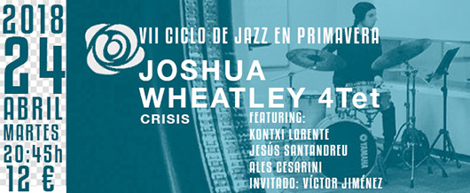 24 abril JOSHUA WHEATLEY ciclo primavera