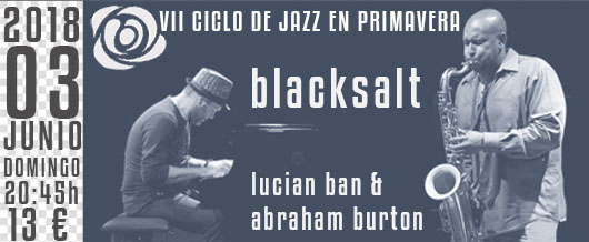 3 de junio black salt ciclo primavera