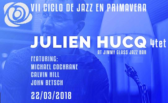 JULIEN HUCQ
