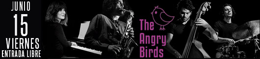 15 junio angry birds