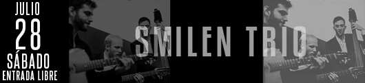 28 julio smilen trio