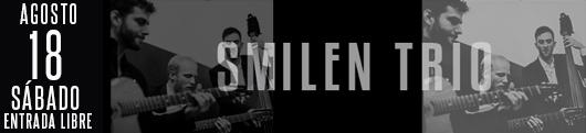 18 agosto smilen trio