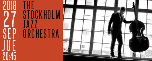 27 sep Stockholm jazz orchestra