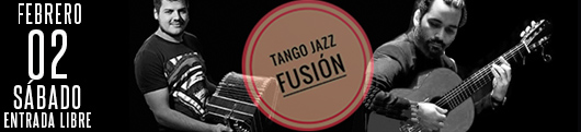 2 febrero tango jazz