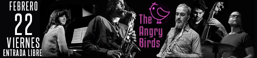 22 febrero angry birds