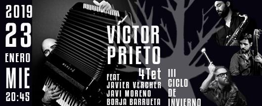 23 de enero Víctor prieto 4tet