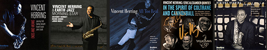 vincent herring cd