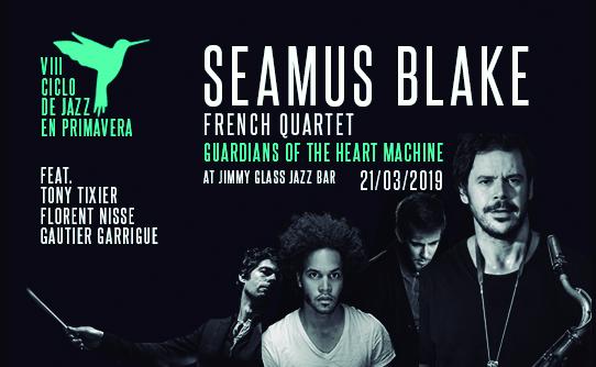 SEAMUS BLAKE FRENCH 4TET