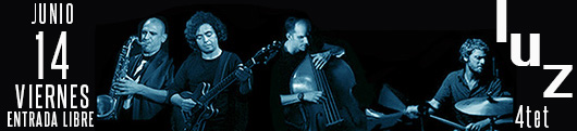 14 junio luz quartet