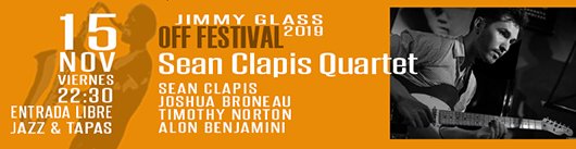 15 nov sean clapis