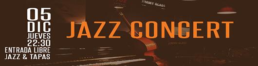 5 dic jazz concert