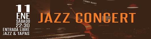 11 ENE jazz concert