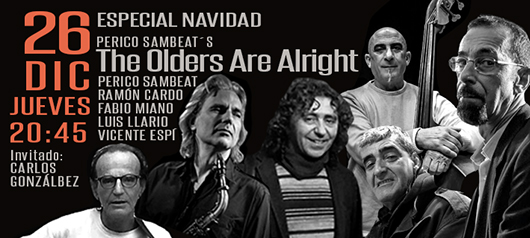 26 dic The Olders