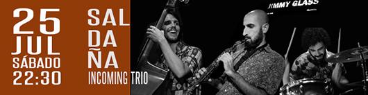 25-7 joan Saldaña trio