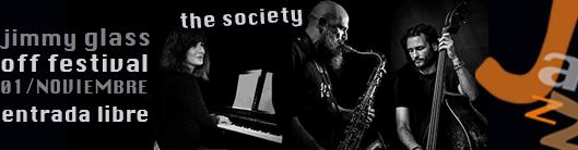 1 nov the society