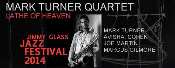 Carátula Mark Turner en el IV Festival de Jazz Contemporáneo del Jimmy Glass