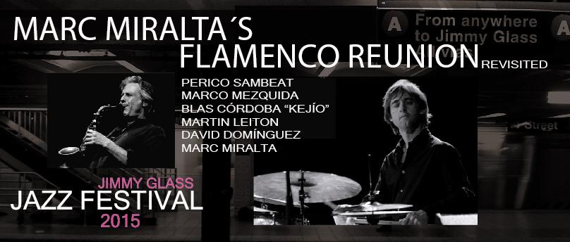 carátula Marc Miralta Flamenco Reunion II