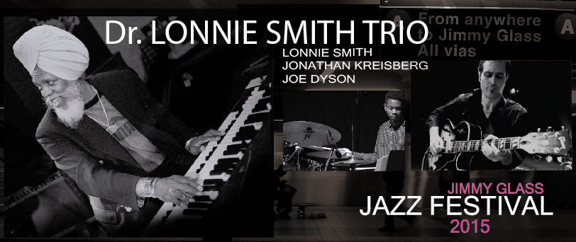 carátula dr lonnie smith trio