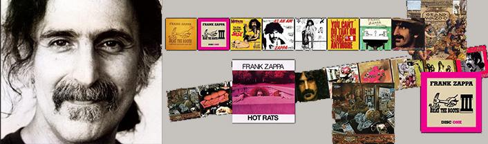 discos zappa