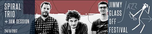 24 nov off festival spiral trio