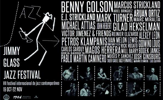 VII Festival de Jazz Contemporáneo del Jimmy Glass slide