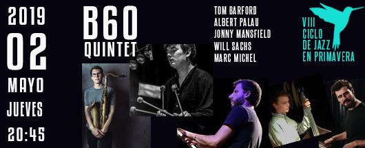 2 mayo B60 quintet