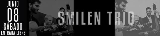 8 junio smilen trio