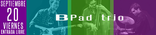 20 sep BPad Trio